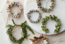 Winter Crafts and Decor / My favorite winter craft projects and winter decor inspiration!