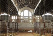 Works in Progress / Josep Lluís Mateo's works in progress (Mateo Arquitectura). Last news: http://www.mateo-arquitectura.com/journal/