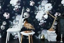 Home // Wallpaper / Gorgeous wallpaper designs  for every home environment
