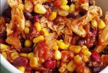 Crock pot recipes / by Christine Johnson