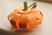 Halloween Craft and Recipe Inspiration / Halloween Crafts and Recipes to Inspire / by Barb Webb