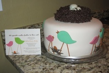 Baby Shower Cakes / Baby Shower Cakes created by KB Kakes, located in Alachua Florida off of 441 386-518-6878