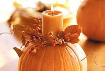 Autumn Decor & Fun / Beautiful ways to decorate for the Fall.