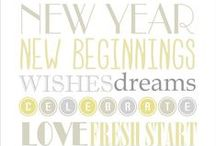 New Years Crafts and Party Ideas / New Year's Eve party ideas and crafts - New Year's Printables