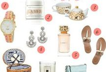 Gift Giving Ideas / by Karla // The Classy Woman