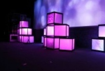 CCBM Stage/Church Displays / Ideas for the stage and other displays at Cross Creek.  I see some church work days ahead!