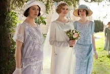 Downton Abbey Style / by Carma Walsh