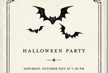Halloween Parties / Ideas for games, crafts and decor