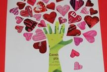 VALENTINES DAY INSPIRATION / Valentines Day Crafts and Valentines Day Recipes