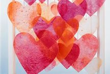 Sweet Love for Valentines Day / Hearts and love and wonderful ways to celebrate the sweetest holiday.