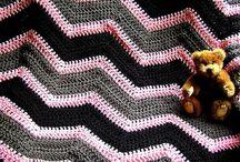 Crochet Blankets / by Julienne Kaney Denton