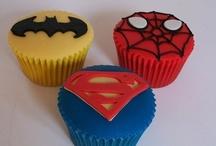 Geekology & Superheros / by C Flutterbye
