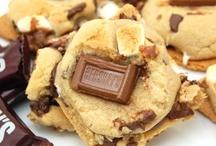 cookies, cupcake, pie and brownies / by Erin Scheibelhut-Stears