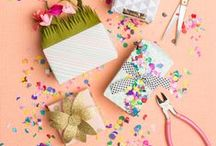 Gift Wrap Inspiration / gift wrap ideas - how to wrap Christmas presents - creative gift wrapping