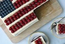 4TH OF JULY IDEAS / Ideas for recipes, crafts and decorations for 4th of July holiday celebrations
