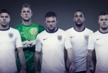 England Kit / England Kits through the years