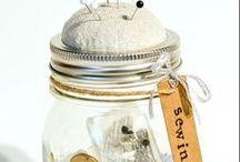 MASON JAR DIY / Mason Jar crafts, recipes, DIY and other wonderful uses for this jar of perfection!