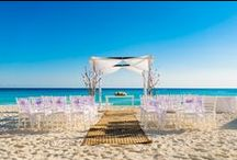 Tu y yo, la playa / Destination wedding, ideas and our wedding pictures