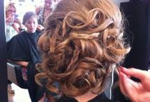 Updo Hair Styles  / Hair, wedding , prom , special occasion, bridal all BY BRITTANY BUCK