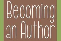 """Becoming an Author / Becoming an author can demonstrate your expertise and help to make you the """"go to"""" person in your field. This board provides advice for writing and publishing your nonfiction book."""
