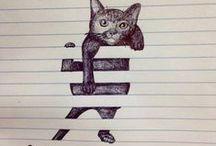 MY CAT / by Kelly R.