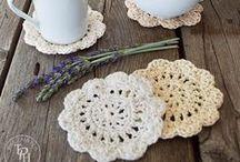Crochet Flowers and Garlands