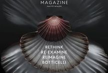 Magazines / journals on textile, design and art