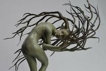 Sculptures & 3D Designs