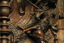 Wooden Fantasies