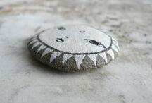 Pebble Stone Art
