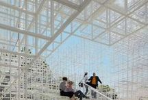 ARCHI || Pavillion / EXPO, Installation, Pavillion..