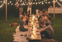 Outdoor Gathering Spaces / Creating outdoor gathering spaces