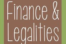 Financial & Legal Tips / Legal, tax & financial tips for small business owners & entrepreneurs to ensure their business is successful.