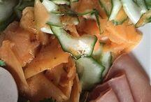 Cuisine : salade