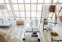 ceilings + floors.