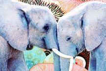 Elephant Love / by Leah Caprio