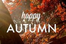 Autumn / by Billie Poss