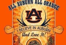 Auburn/War Eagle / by Billie Poss
