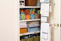 Cleaning & Organization / by Missy McMullen Hamilton