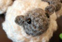 Amigurumi Sweetness / I just love Amirgurumi. These little crocheted animals are so sweet!