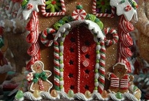 Gingerbread Houses / by Billie Poss