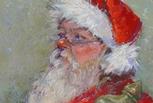 Here Comes Santa Claus / by Billie Poss