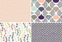 Fabrics / by Julia Fabry