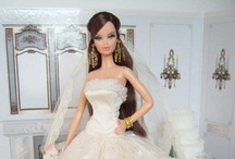 Beautiful Brides / Pictures of Brides, human and plastic