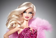 Model Muse Barbies