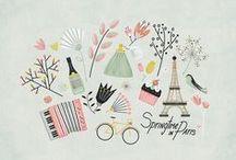 Illustration / by Julia Fabry
