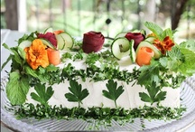 Voileipäkakku / Smörgåstårta - Sandwich Cake
