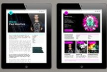 Web Design / Inspiring layouts, designs and templates