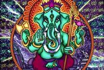 Ganesha / by K D