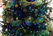 Trees of Christmas / Various Beautiful Christmas Trees / by Billie Poss